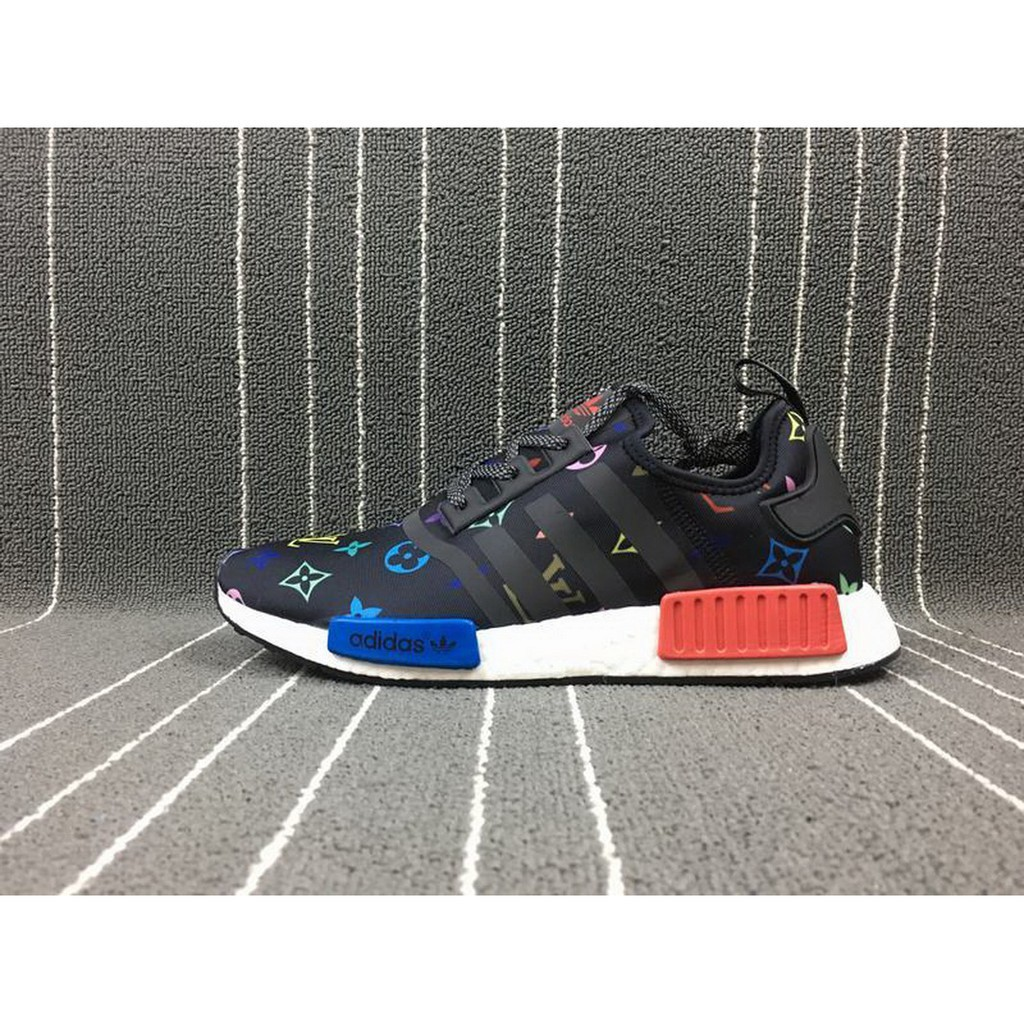 ac9a07f23 Newest Original Adidas NMD X LV Men Sport Shoes Sneakers Red R1 ...