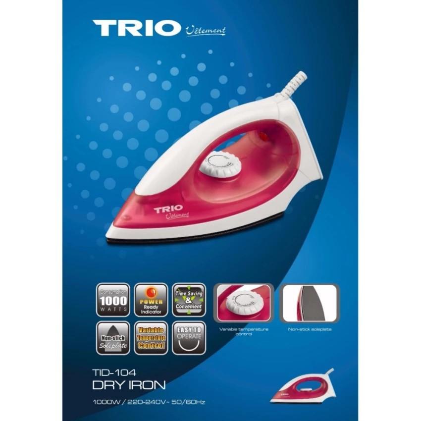 Trio Dry Iron (TID-104)