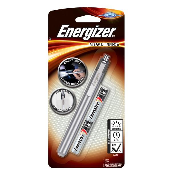 Energizer Metal Penlight (PLM22)