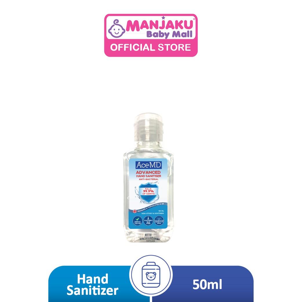 AceMD Advance Hand Sanitiser 50ml