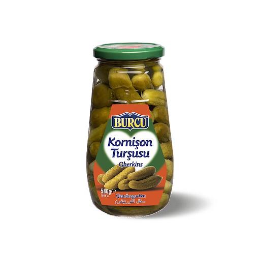 Burcu Gherkin Pickle 580g