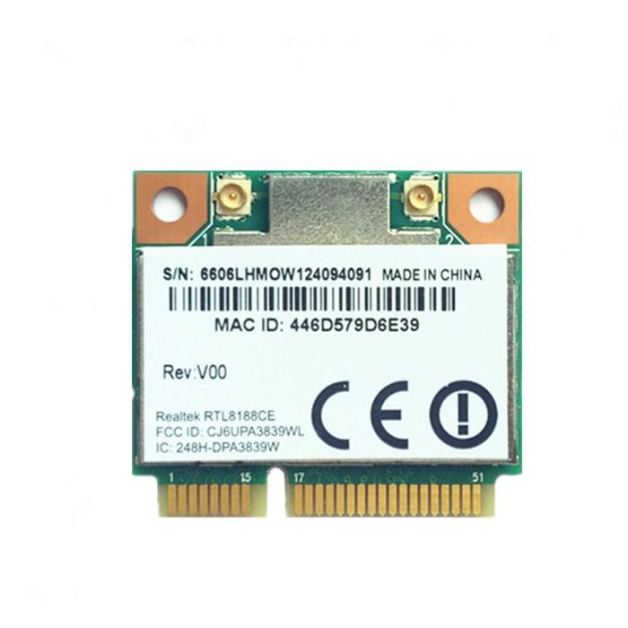Realtek RTL8188CE MINI PCI-E wireless network card WIFI module
