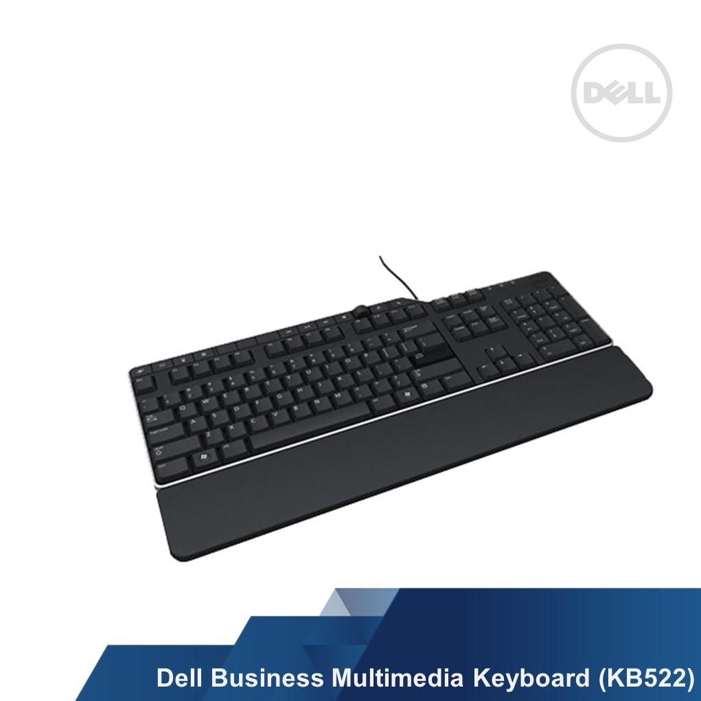 DELL BUSINESS MULTIMEDIA KEYBOARD (KB522)