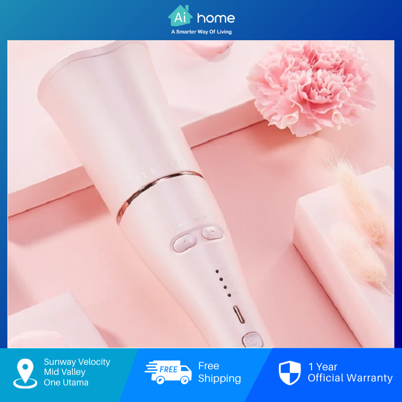 LENA Z1 Automatic Curler | Auto Hair Curling Wand | Ceramic Ionic Barrel [ Aihome ]