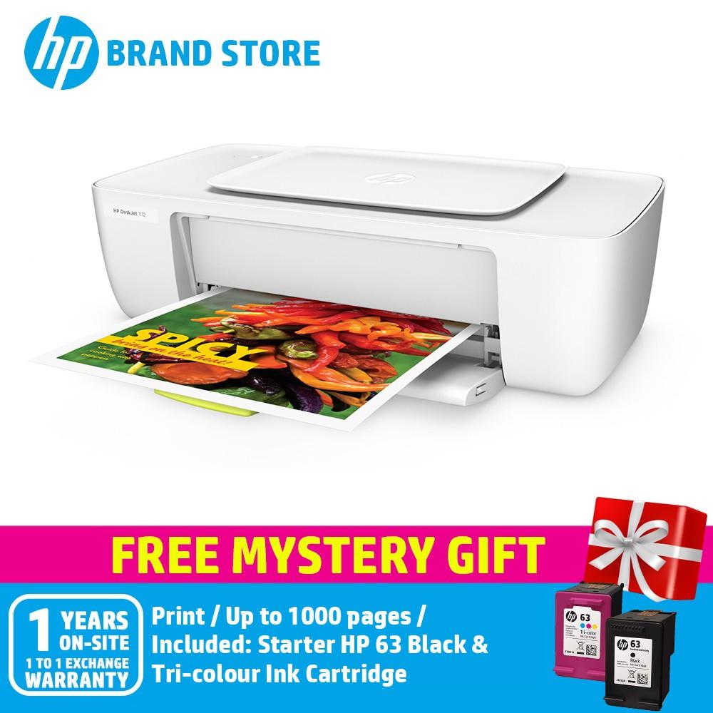 HP DeskJet 1112 Printer K7B87A