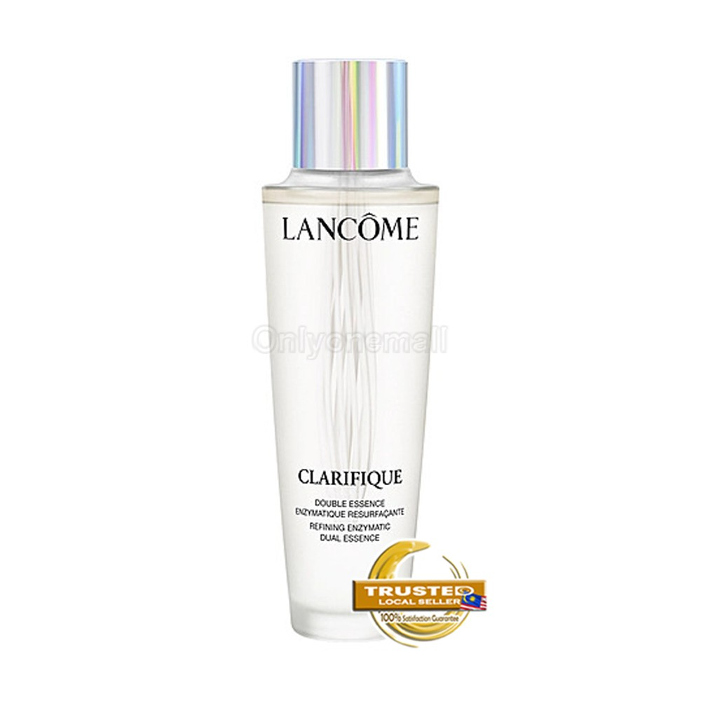 LANCOME Clarifique Refining Enzymatic Dual Essence 150ml (With Free Gift)