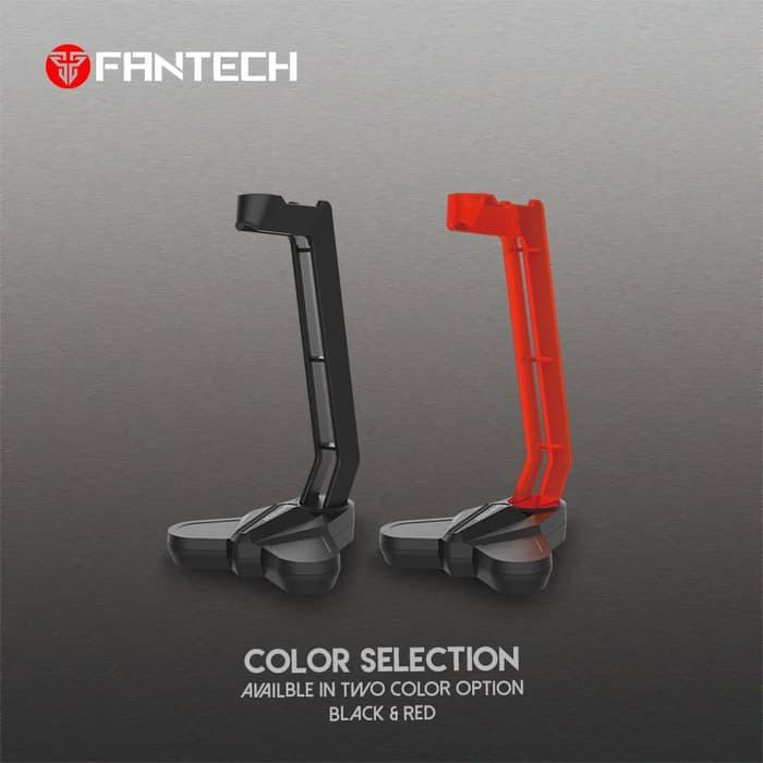 Fantech Tower Anti Slip Design Rubberized BaseBalanceStabilization Headset Stand with Detachable Body AC3001s ac3001