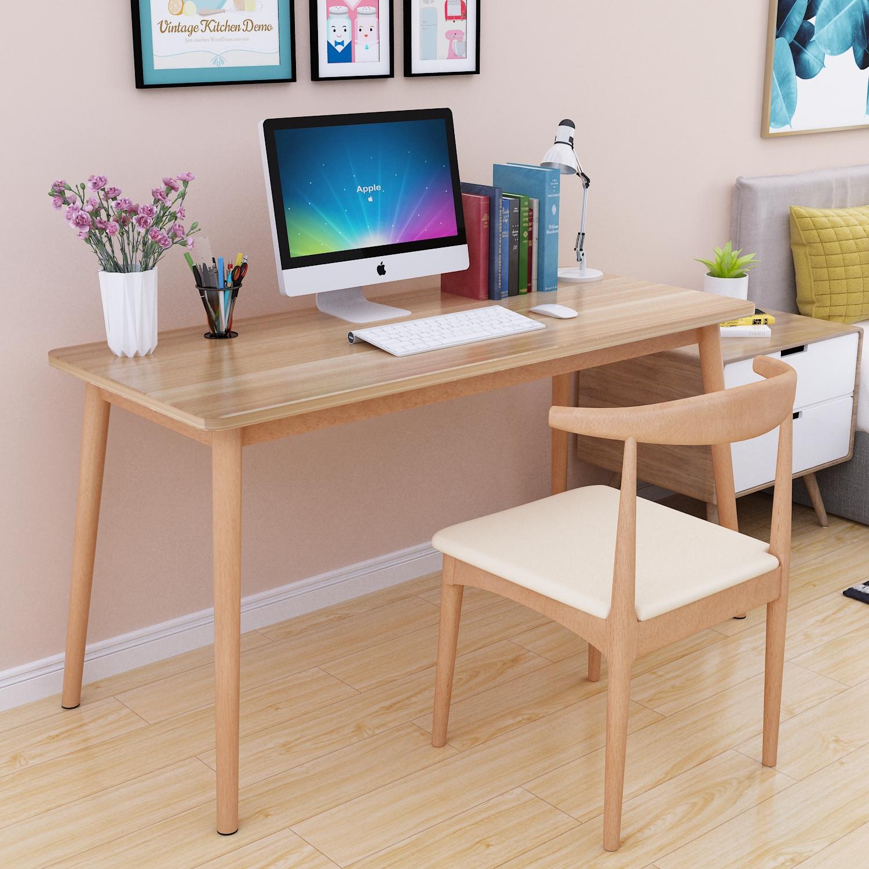 Simple Student Desk Economical Study Desk Writing Desk Nordic Simple Computer Desk Home Desk Desktop Desk Shopee Malaysia
