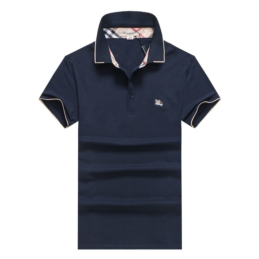 cb4e4691179 BURBERRY POLO SHORT SLEEVE SUMMER TSHIRT
