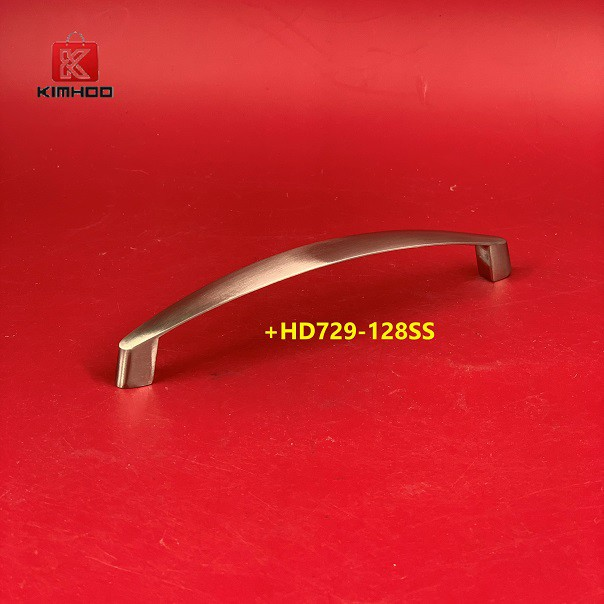KIMHOO High Quality Stainless Steel Furniture Cabinet Handle +HD729-128SS