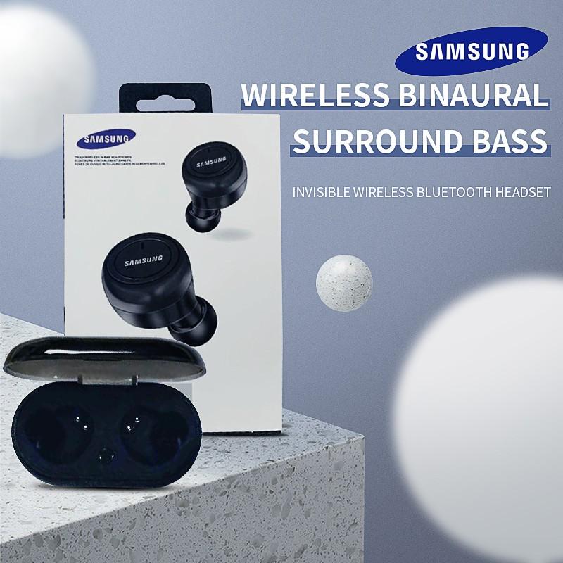 New High Quality Samsung Tws5 Wireless Bluetooth Soundsport Headphones Sweatproof Earphone Handsfree Sports Earbuds Shopee Malaysia