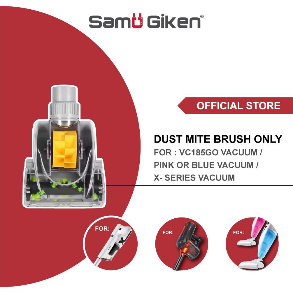 Samu Giken Dust Mite Brush Head for Vacuum Cleaner
