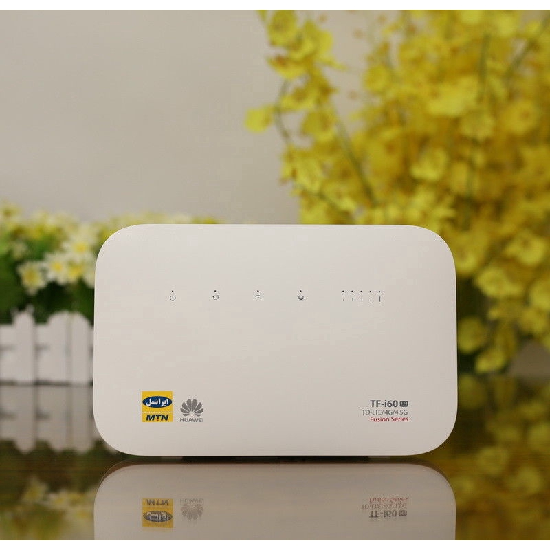 UNLOCKED Huawei B612s-25D 4G LTE Cat 6 CPE 4*4 MIMO 32USER Modem WiFi  Router NEW