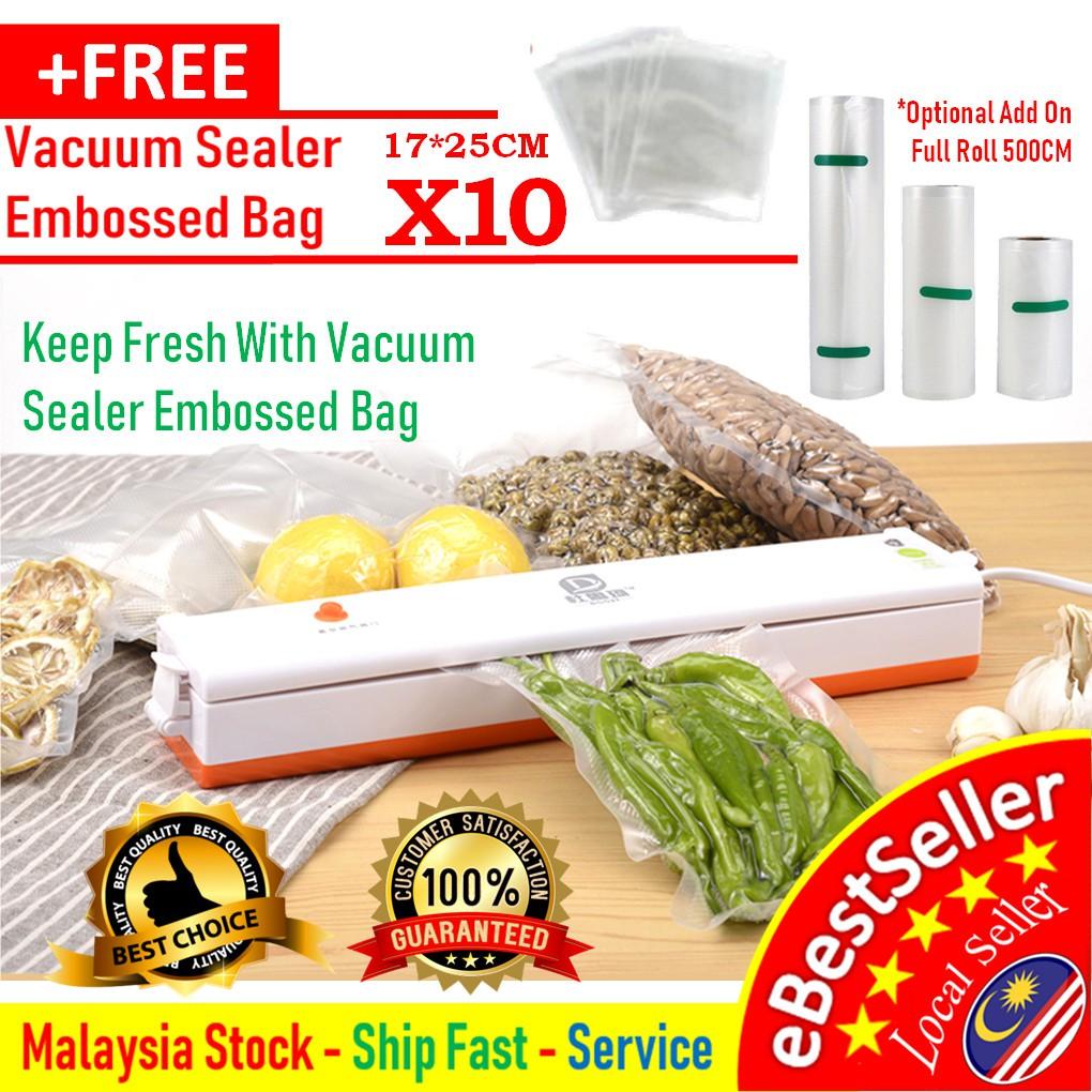 f8e692931ae4 Fresh Pack Pro Home Electric Food Sealer Packing Machine Sealer Vacuum  Packer
