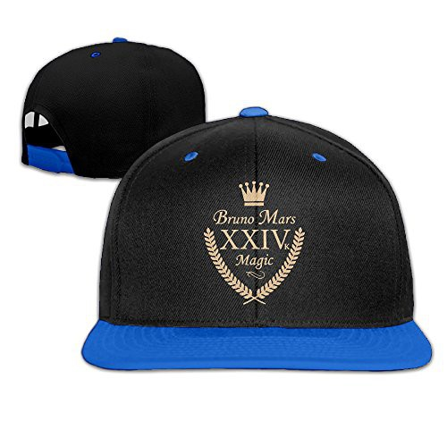 Gsyful Bruno Mars 24K Magic XXIV Adjustable Baseball Snapback Hip Hop Ca  830651323e6