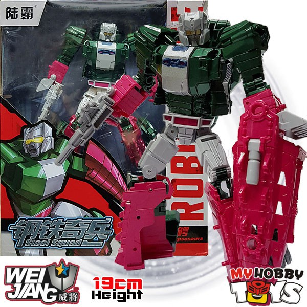 WEI JIANG Batevil Robot Force Movie Gift Transformers Autobots Action Figures
