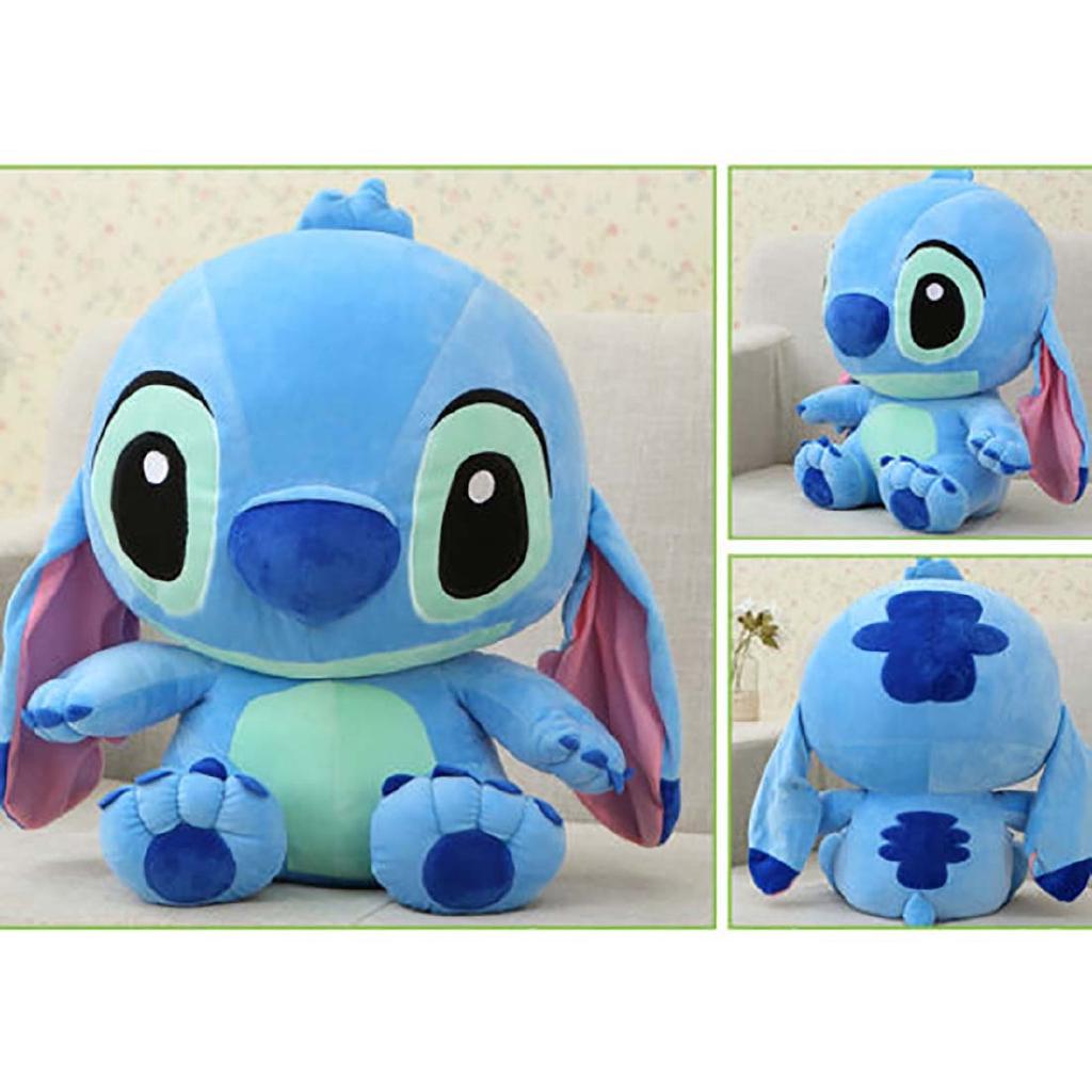 new Disney Cute 20cm Lilo/&Stitch Plush Doll Bear Kid Girl Soft Toy Birthday Gift