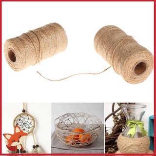 20M Tying Rope Tinsel String Christmas Decor Gift Box Packaging Gold Thread Cord