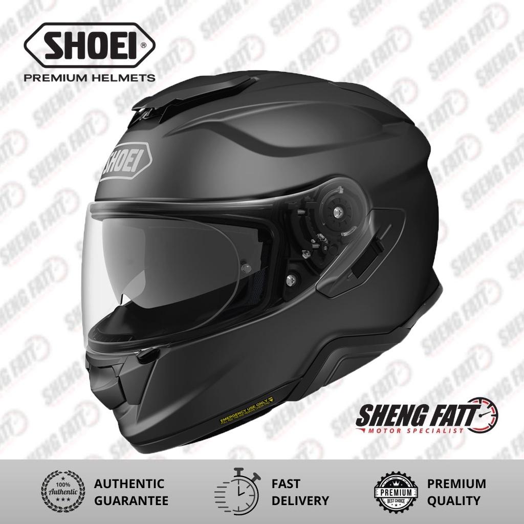 Shoei GT-AIR 2 Matt Black Helmet for Motorcyclist