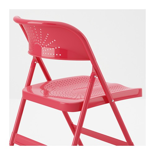 Stupendous Ikea Frode Folding Chair Turquoise Red Lamtechconsult Wood Chair Design Ideas Lamtechconsultcom