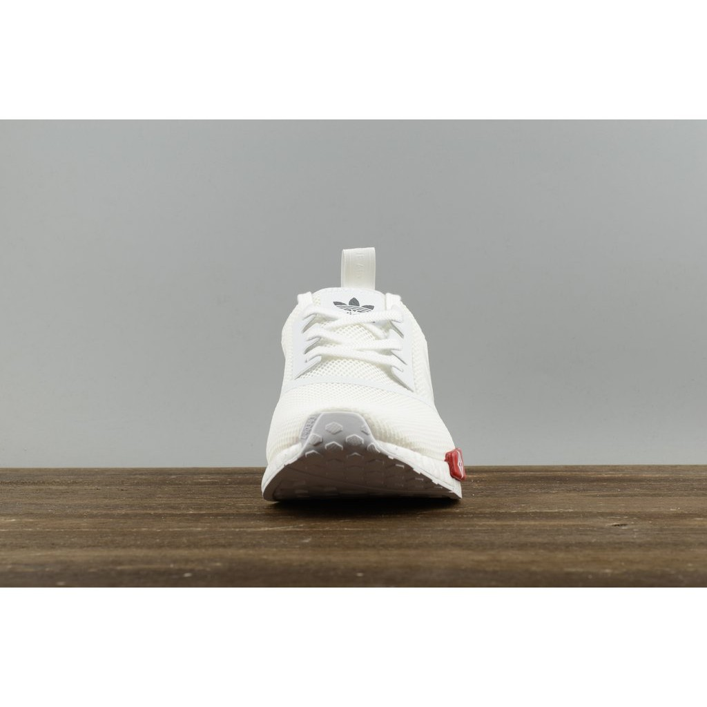 official photos bfb10 cbfdc Original Adidas NMD x LV Louis Vuitton Custom White Red