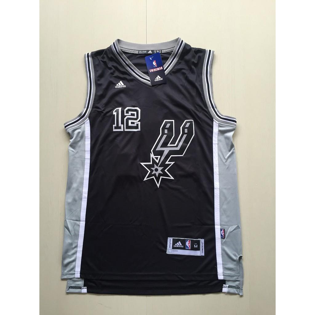 abc5fb7db San Antonio Spurs  12 LaMarcus Aldridge City Edition Jersey