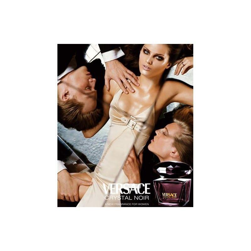 (V.E.R.S.A.C.E COLLECTION) YELLOW DIAMOND, BRIGHT CRYSTAL , CRYSTAL NOIR PERFUME FOR WOMEN