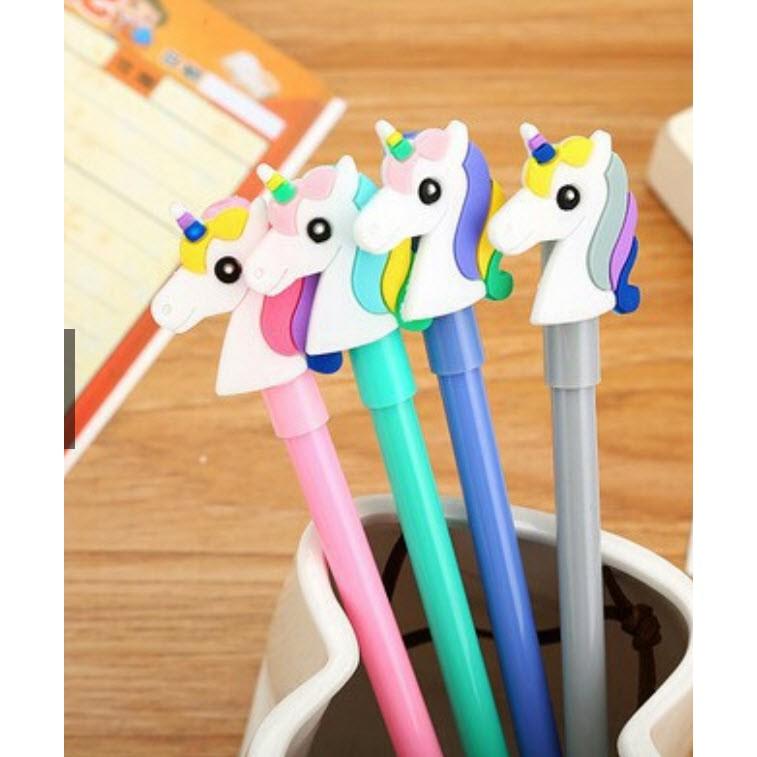 Cutey Unicorn 0 5mm Gel Pen School
