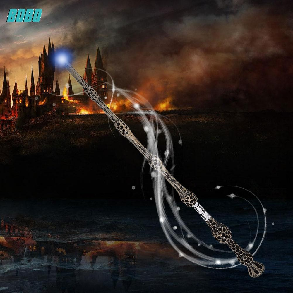 Harry Potter Movie Cosplay Albus Dumbledore The Elder Magic Wand In Box | Shopee Malaysia