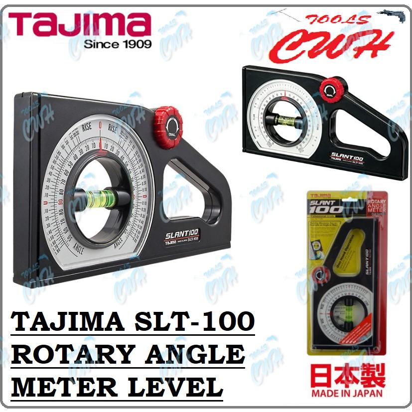 TAJIMA ROTARY ANGLE METER LEVEL BALANCER SLT-100 SLT100 KDS