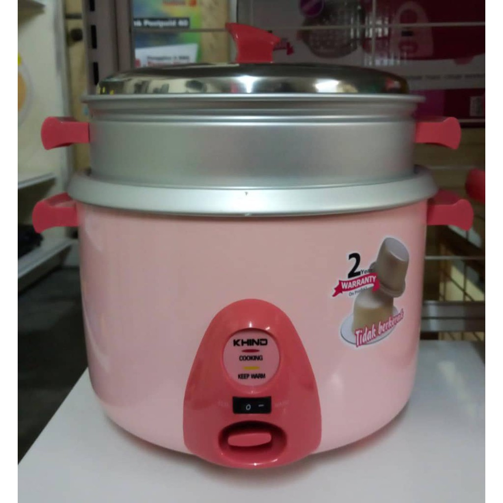 KHIND ELECTRIC RICE COOKER RC918