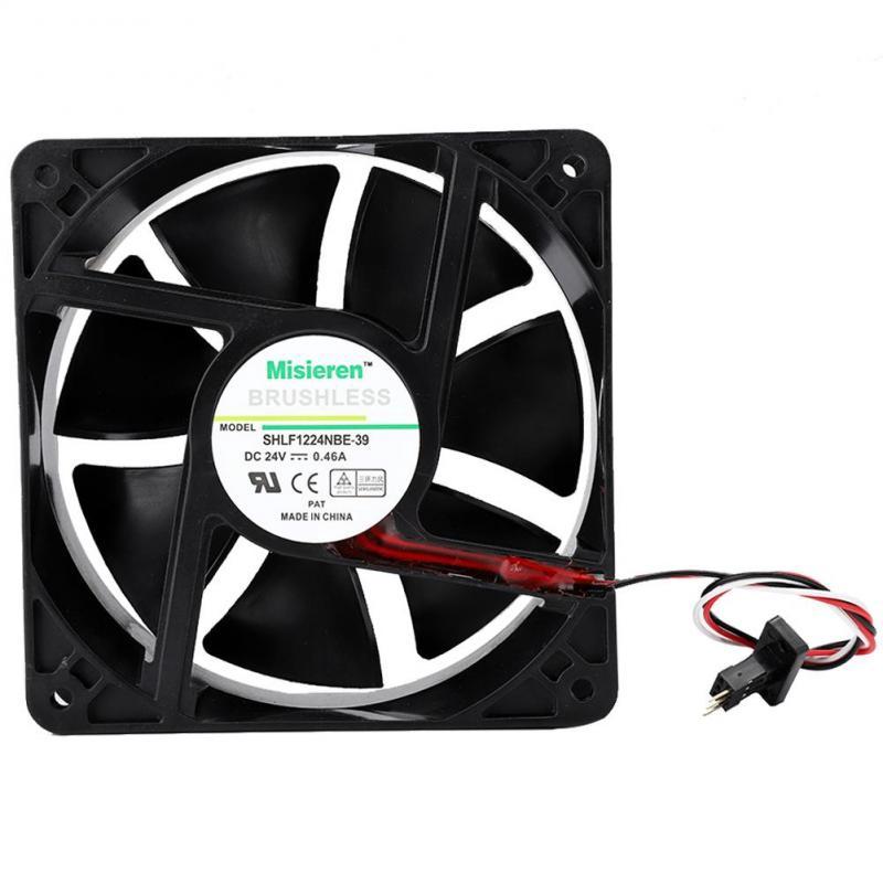 24V Mini Inverter Large Air Volume Silent Cooling Fan