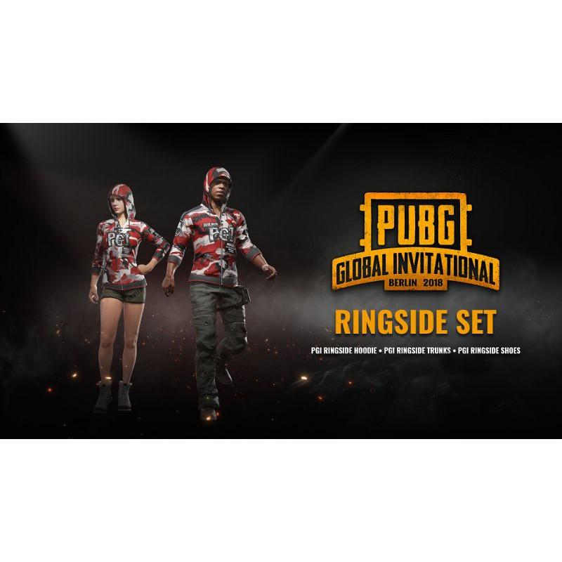 PUBG PGI Ringside Set