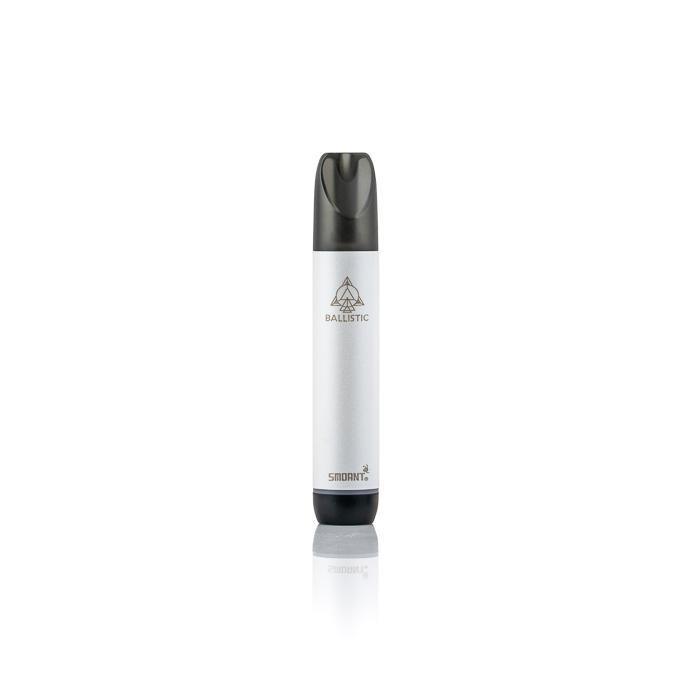 Vape Starter Kit Ballistic Device White + Vape Catridge Honeydew 1pc
