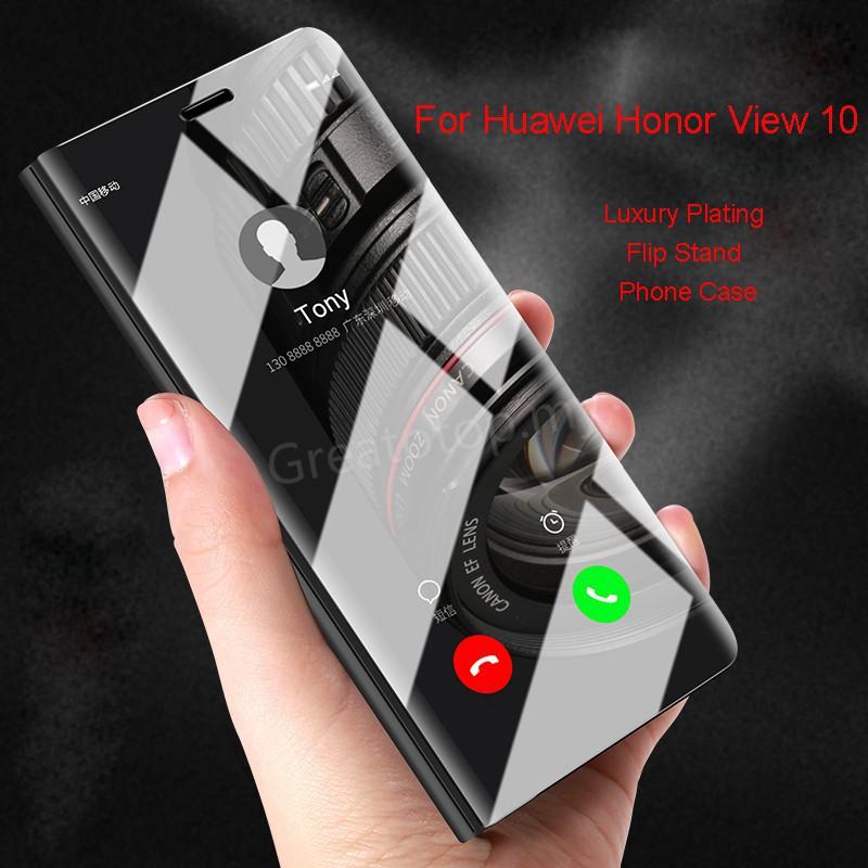 "Samsung Galaxy Note8 (6.3"") Casing Plating PC Mirror Sleep Flip Phone Cover  "