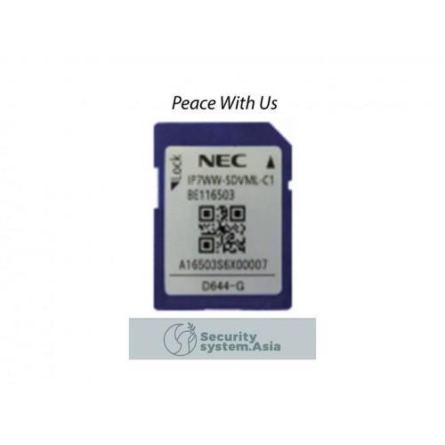 IP7WW-8IPLD-C1TEL(BLACK)-NEC 8KEYS,IP DESILESS MULTILINE TERMINAL