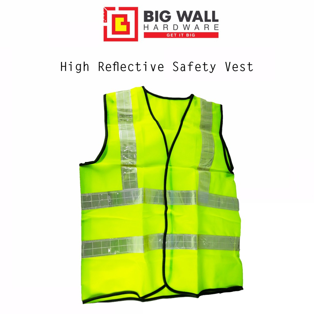 High Reflective Safety Vest