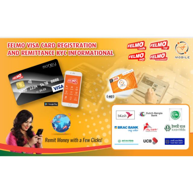 Remittance Prepaid Cards