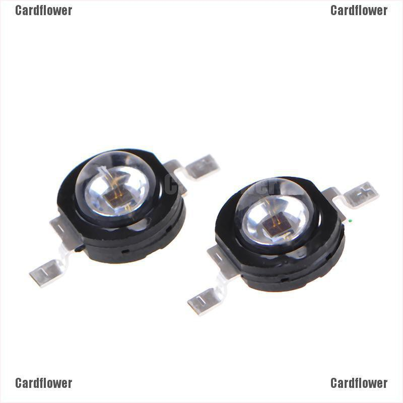 3Watt 3W high power led 850nm Infrared LED IR for night vision cctv DIY