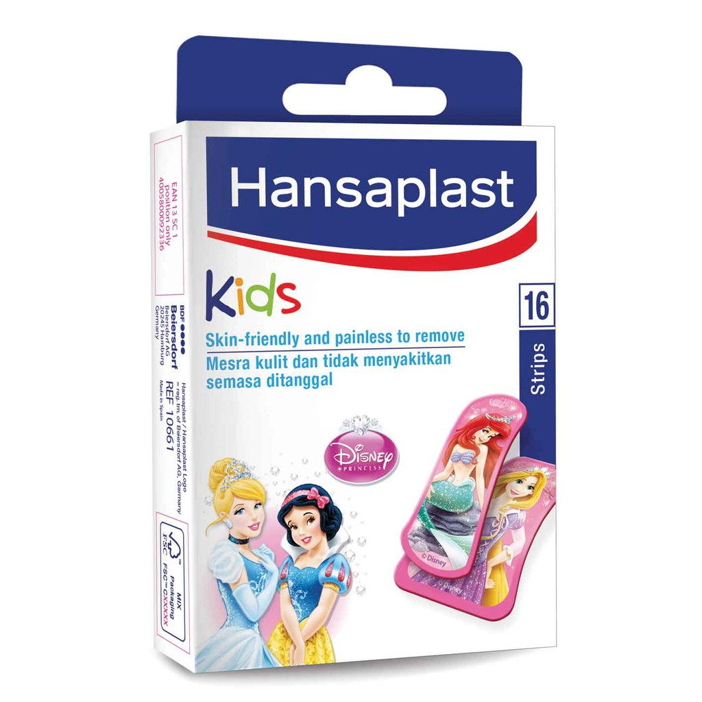 Hansaplast Kids Disney ...