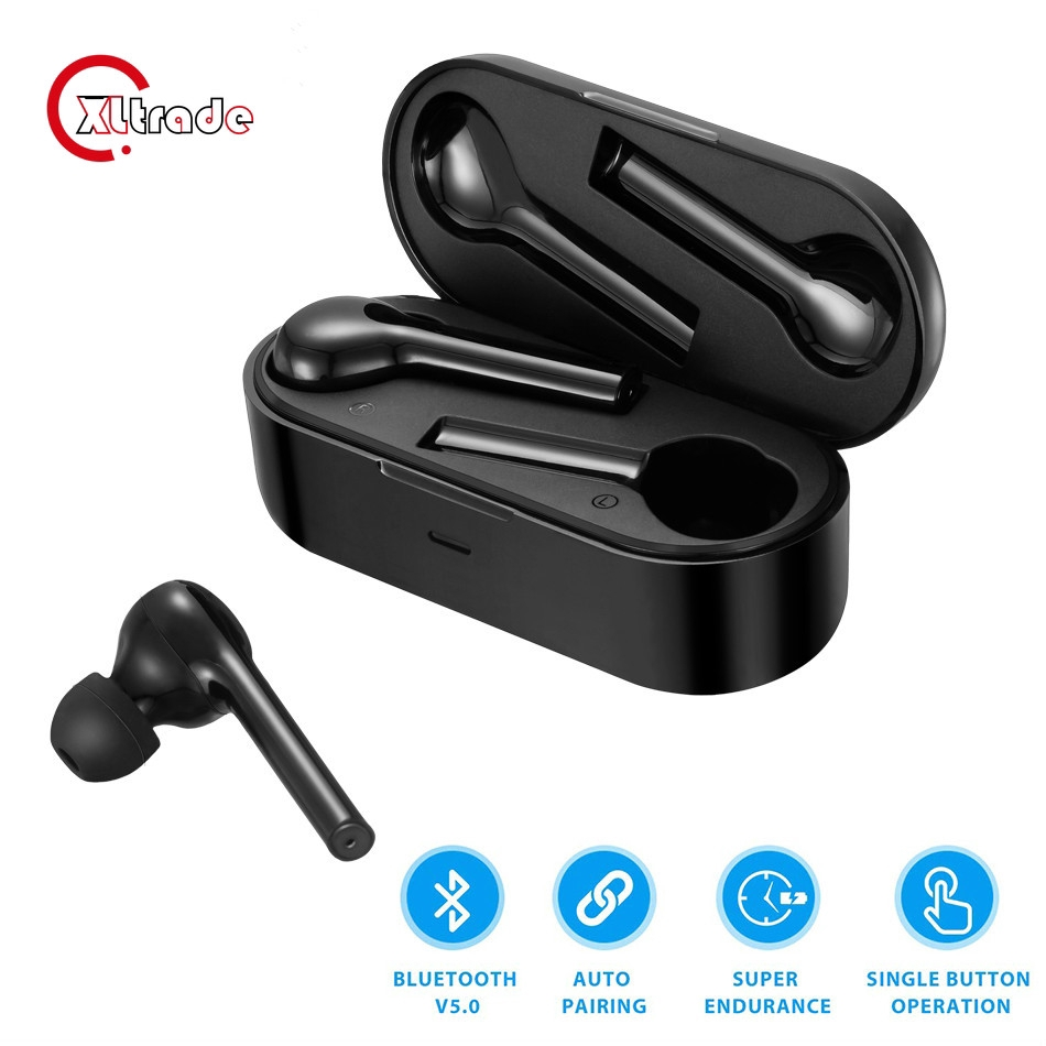 TWS JS18 Freebud 5 0 Wireless Bluetooth Earphone 3D Stereo Wireless  Earphones Headset with Dual Mic