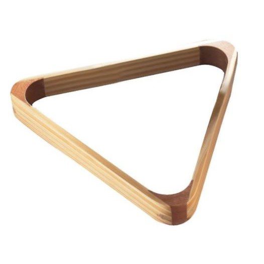 Wooden Triangle (Snooker) Ready Stock Malaysia