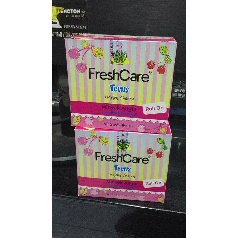Fresh Care Freshcare Shopee Malaysia Roll On Hot Minyak Angin 10 Ml 4 Botol