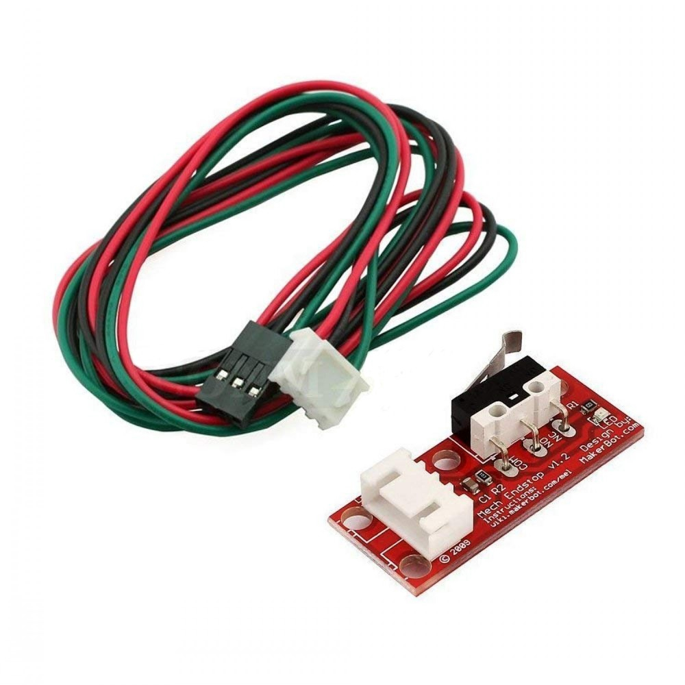 FINE- Endstop RAMPS 1 4 Mechanical Limit Switch for 3D Printer