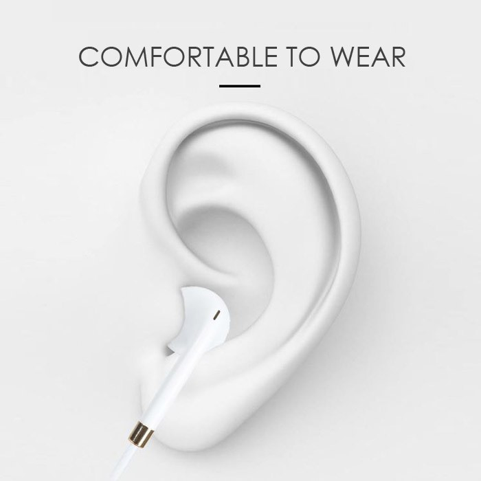 DiiD Music in-ear earphone with Mic ID13 for All Mobile Phone