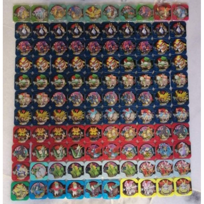 Cheap Pokemon Tretta Original SCANNABLE U1 U2 U3 U4 Z1 Z2 Z3 Z4 Hyper Class