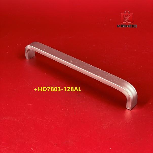KIMHOO High Quality Aluminum Furniture Cabinet Handle +HD7803-128AL