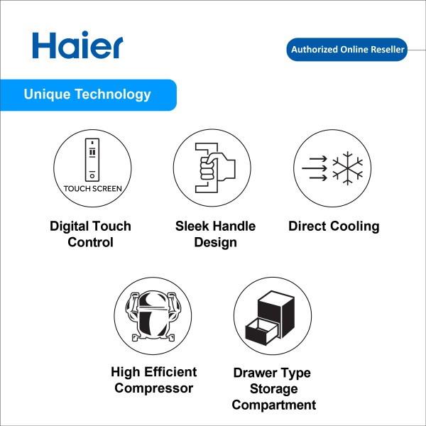 Haier BD-88DEM Breast Milk Upright Freezer