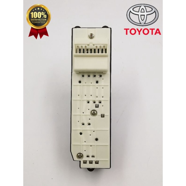 SWPWTUNSOMML - TOYOTA UNSER / CAMRY '93 SXV10 / AE101 SEG '97 POWER WINDOW SWITCH ( L ) 14 PIN - OLD MODEL - MAIN - OEM-1692