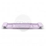 GDeal Multi Function Kitchen Bathroom Storage Retractable Drain Bathtub Caddy Tray Adjustable Toiletries Holder